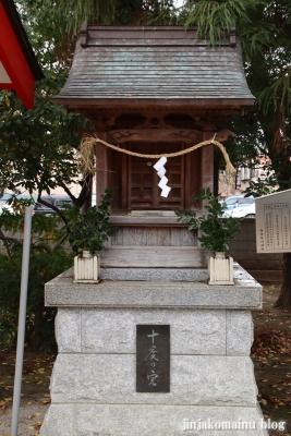 氷川神社(板橋区舟渡)11