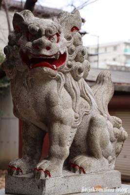 氷川神社(板橋区舟渡)13