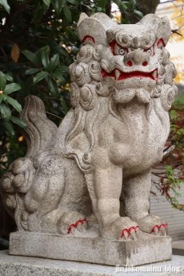 氷川神社(板橋区舟渡)14