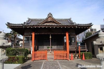 新田稲荷神社(足立区新田)8