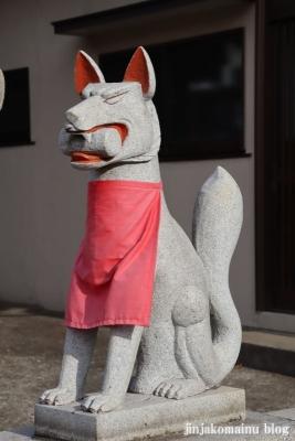 新田稲荷神社(足立区新田)6