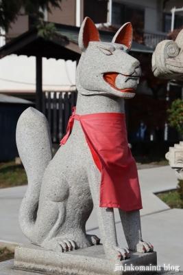 新田稲荷神社(足立区新田)7