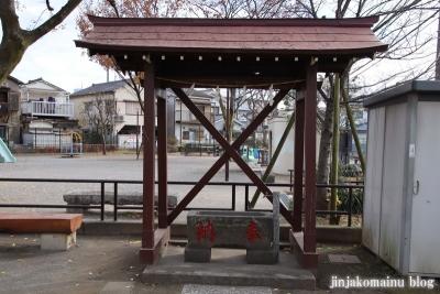 宮城氷川神社(足立区宮城)5