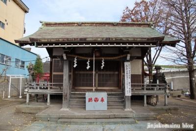 宮城氷川神社(足立区宮城)8