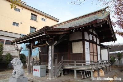 宮城氷川神社(足立区宮城)11
