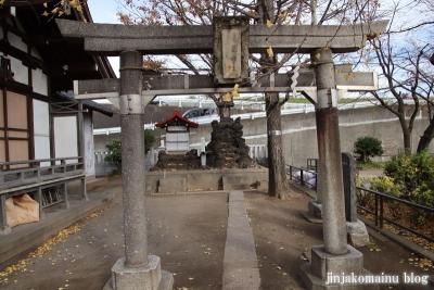 宮城氷川神社(足立区宮城)13