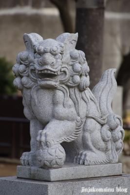 宮城氷川神社(足立区宮城)6