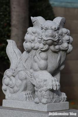宮城氷川神社(足立区宮城)7
