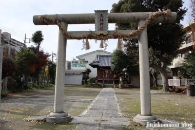 小台天祖神社(足立区小台)2