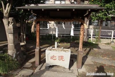 小台天祖神社(足立区小台)8