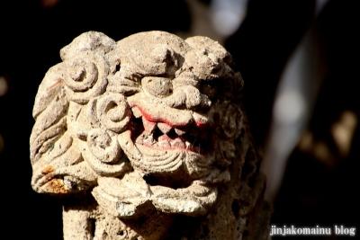 小台天祖神社(足立区小台)21
