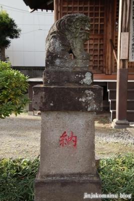 小台天祖神社(足立区小台)17
