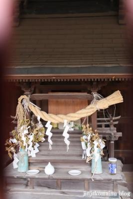若宮八幡神社(北区豊島)5