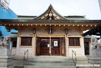 紀州神社(北区豊島)8