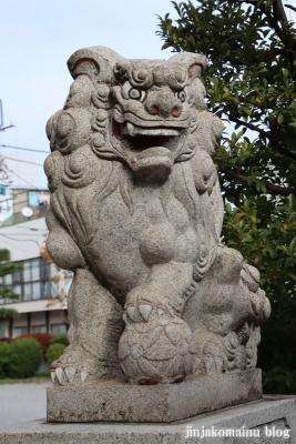 紀州神社(北区豊島)6
