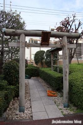 白龍神社(北区王子)4