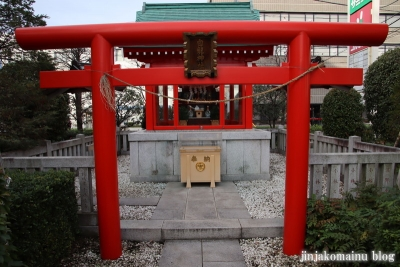 白龍神社(北区王子)7