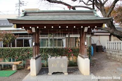 柏木神社(北区神谷)3