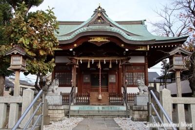 柏木神社(北区神谷)4