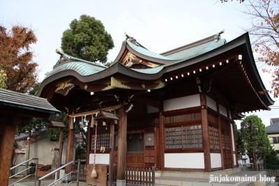 柏木神社(北区神谷)6