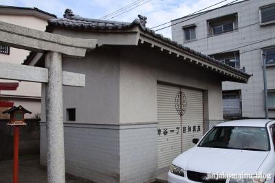柏木神社(北区神谷)12