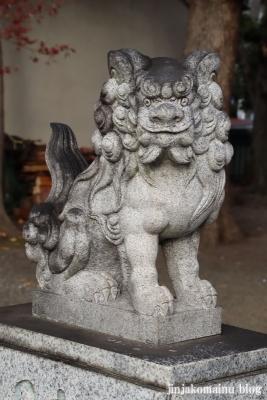 柏木神社(北区神谷)9