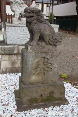 柏木神社(北区神谷)13