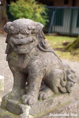 柏木神社(北区神谷)14