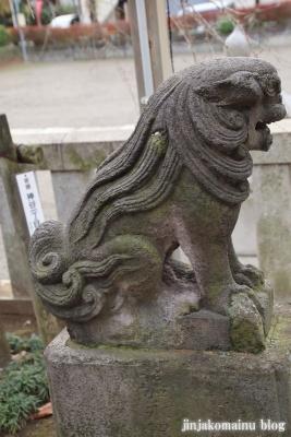 柏木神社(北区神谷)15