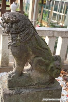柏木神社(北区神谷)19