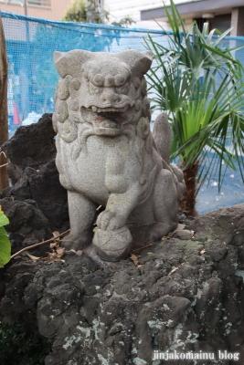 十条八雲神社(北区中十条)5