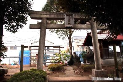 十条八雲神社(北区中十条)1