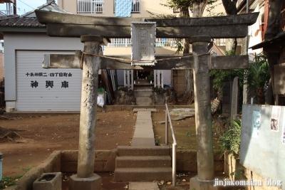 日枝神社(北区十条仲原)2