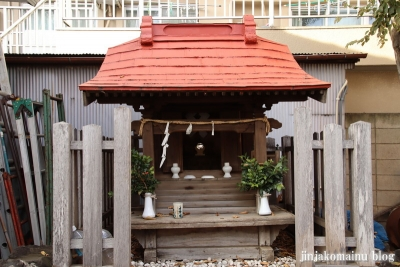 日枝神社(北区十条仲原)5