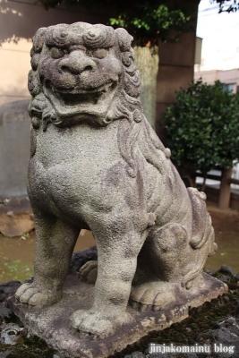 武州御嶽神社(北区上十条)7