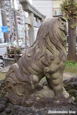 武州御嶽神社(北区上十条)8