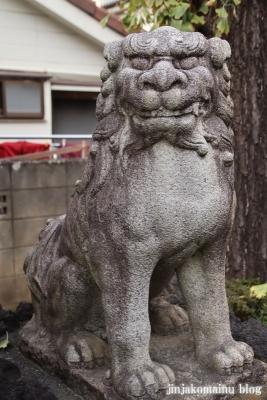 武州御嶽神社(北区上十条)11