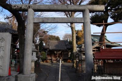 香取神社(北区赤羽西)13