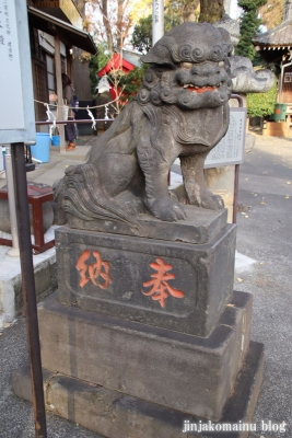 香取神社(北区赤羽西)19