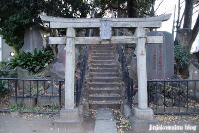 十条富士神社(北区中十条)1
