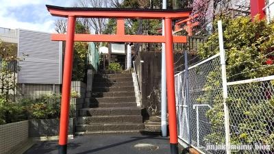 東山稲荷神社(新宿区下落合)2