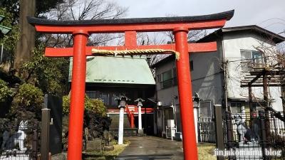 東山稲荷神社(新宿区下落合)6