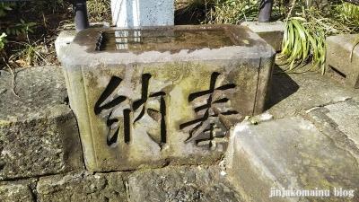 東山稲荷神社(新宿区下落合)7