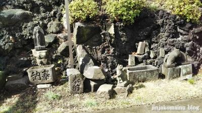 東山稲荷神社(新宿区下落合)8