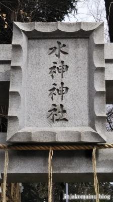水神社(文京区目白台)7