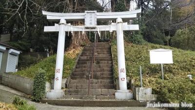 水神社(文京区目白台)2