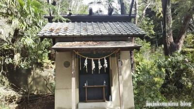 水神社(文京区目白台)9