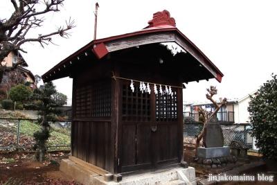 御嶽神社(八王子市散田町)3