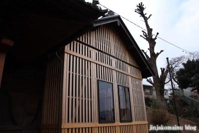 高宰神社(八王子市散田町)8