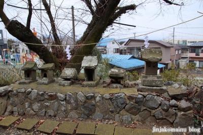 高宰神社(八王子市散田町)9